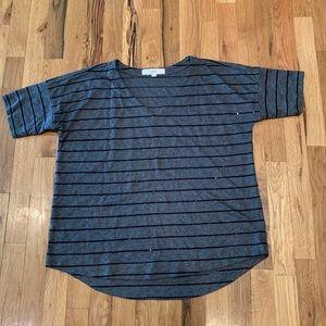 Ann Taylor Loft Shirt Size Small